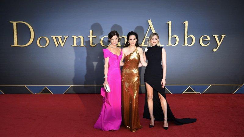 Cinéma: «Downton Abbey» en première place du box-office nord-américain