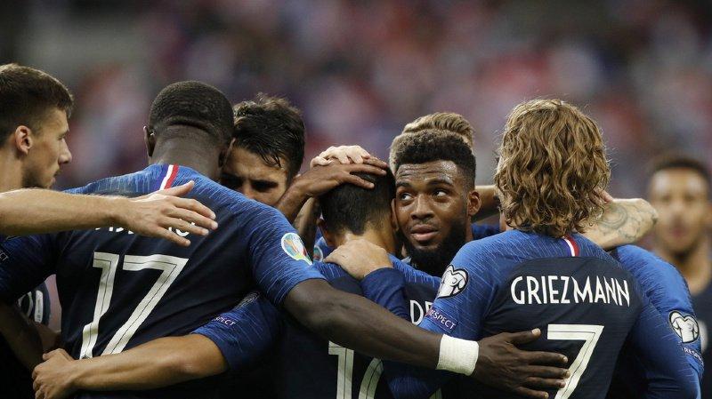 Football - Euro 2020: la France presque qualifiée, l'Angleterre doit patienter