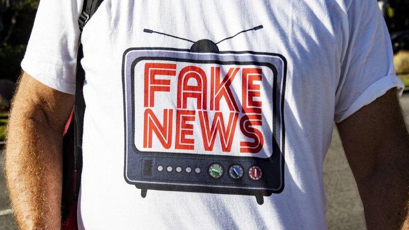 Médias: près d'un Suisse sur quatre a été confronté à des «fake news»