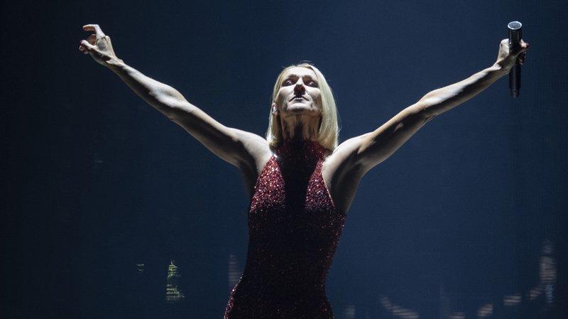 Céline Dion annule 4 spectacles à Montréal
