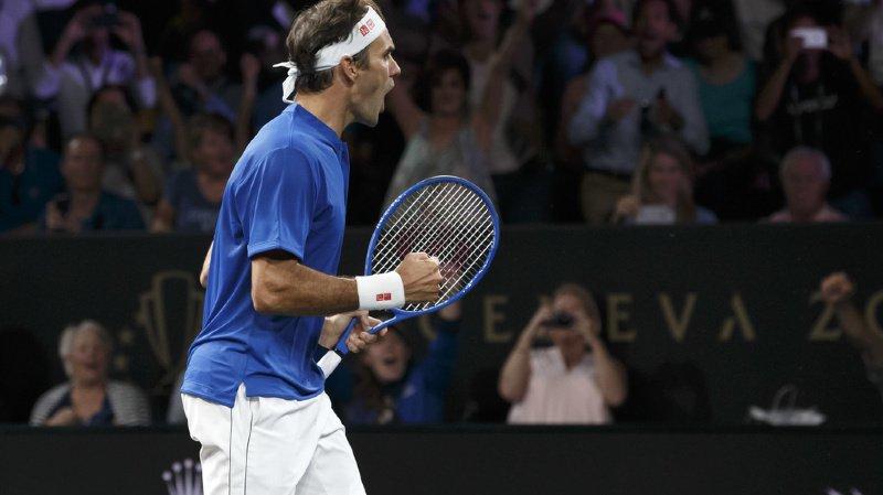 Pour Federer, le coaching de Nadal l'a sauvé.