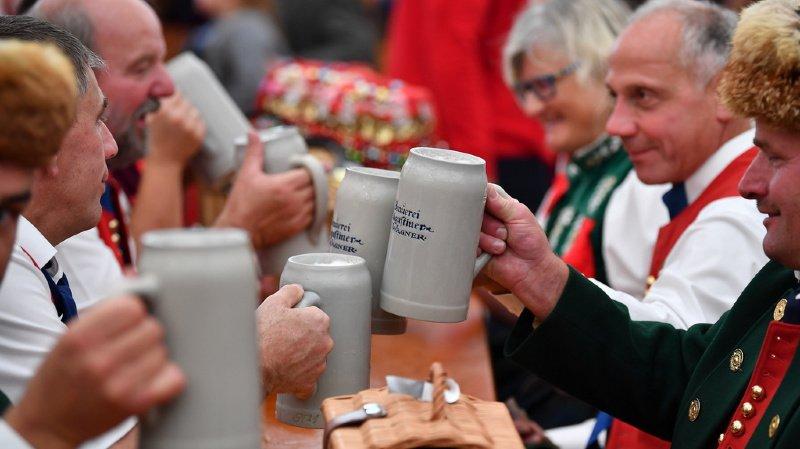 Ce week-end débutait la 186e édition de l'Oktoberfest à Munich.