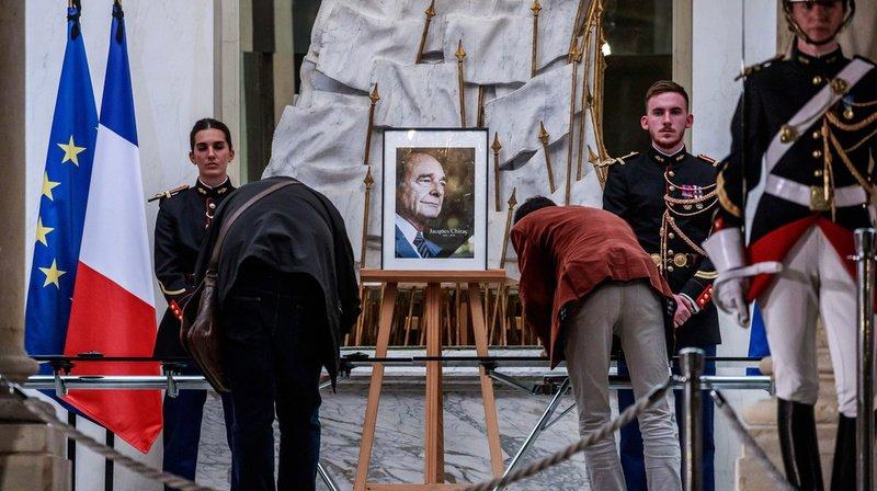 Décès de Jacques Chirac: le conseiller fédéral Guy Parmelin sera présent aux obsèques lundi