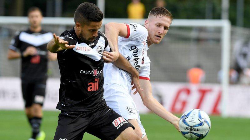 NE Xamax FCS remporte sa première victoire de la saison en championnat sur la pelouse de Lugano
