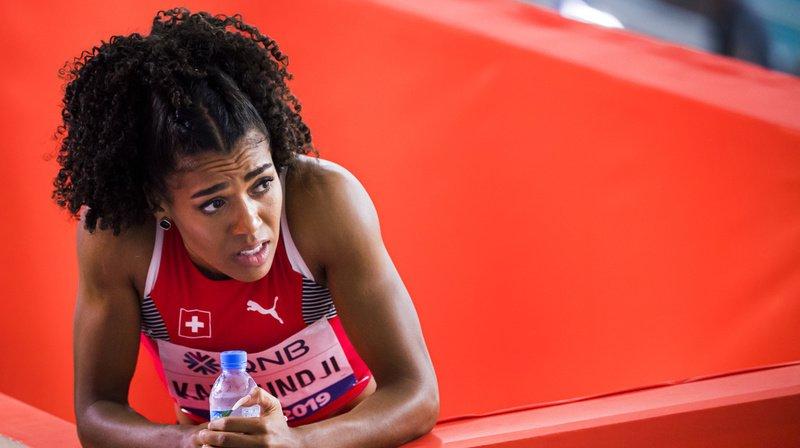 Athlétisme - Mondiaux de Doha: pas de finale du 100m pour Kambundji, Fraser-Pryce sacrée