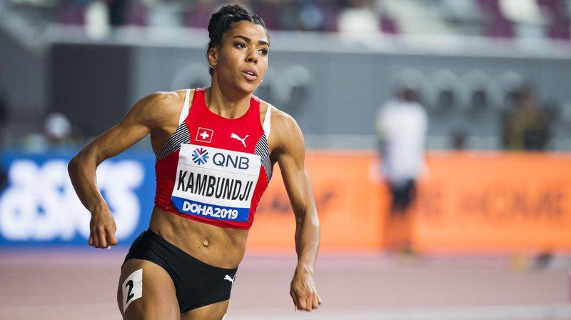 Athlétisme – Mondiaux de Doha: Mujinga Kambundji en demi-finales du 200 m, Sarah Atcho out