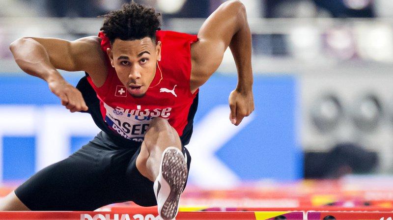 Athlétisme – Mondiaux de Doha: Jason Joseph et file en demi-finales du 110 m haies, Alex Wilson forfait
