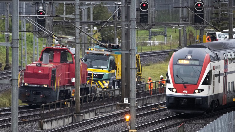 Compétitivité: pénalisée par l'efficacité de ses trains, la Suisse recule encore au classement du WEF