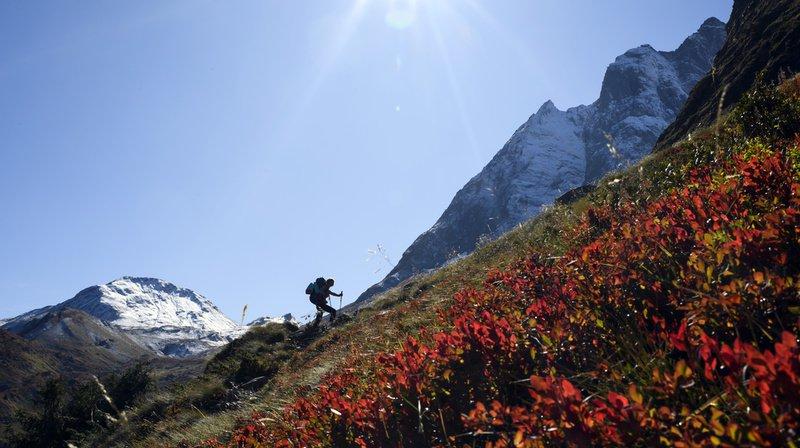Météo: le week-end s'annonce ensoleillé et doux en Suisse, en particulier en montagne