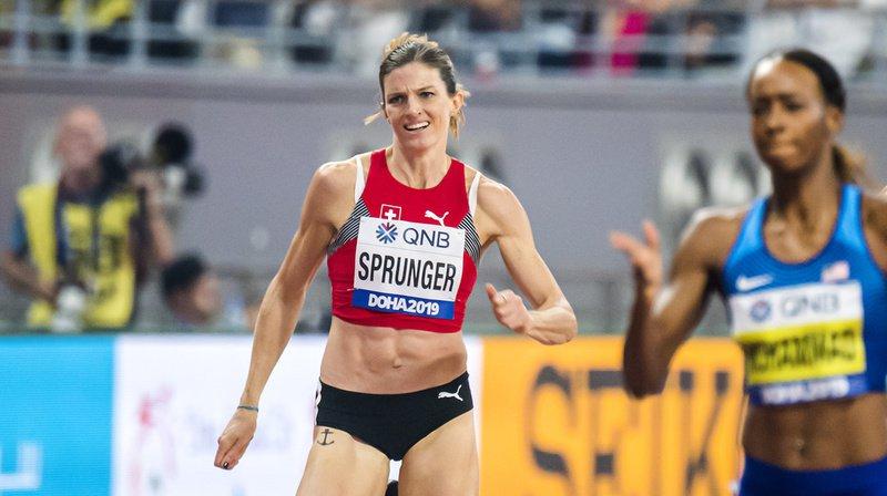 Athlétisme - Mondiaux de Doha: les Suissesses échouent aux portes des finales du 4x400m