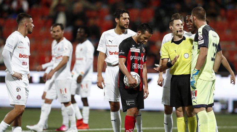 Football - Super League: nul logique entre Servette et Xamax