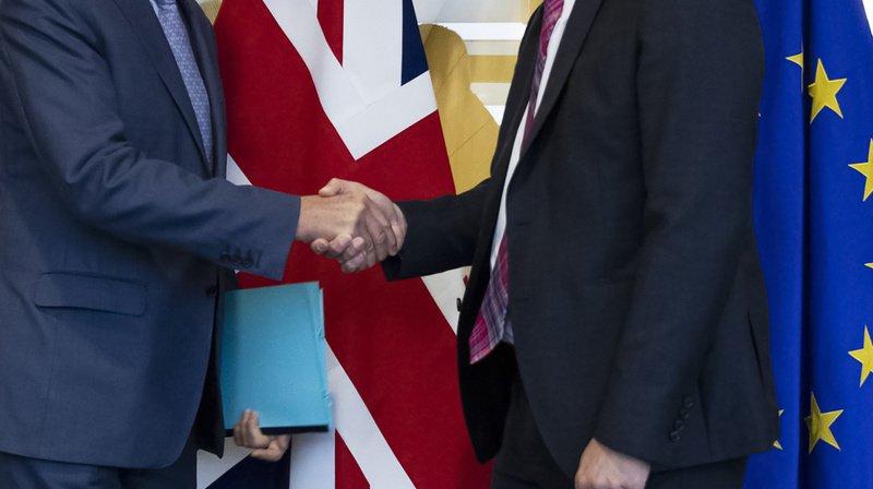 Brexit: un nouvel accord de divorce a été trouvé entre l'Union européenne et le Royaume-Uni