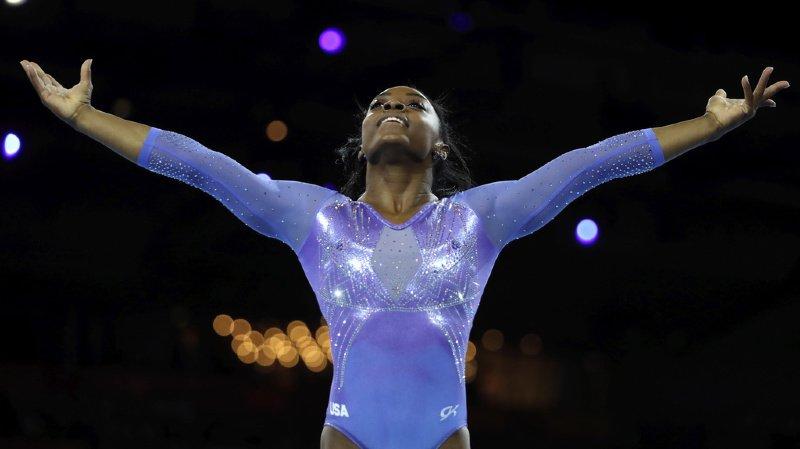 L'Américaine détient le record absolu de titres mondiaux.