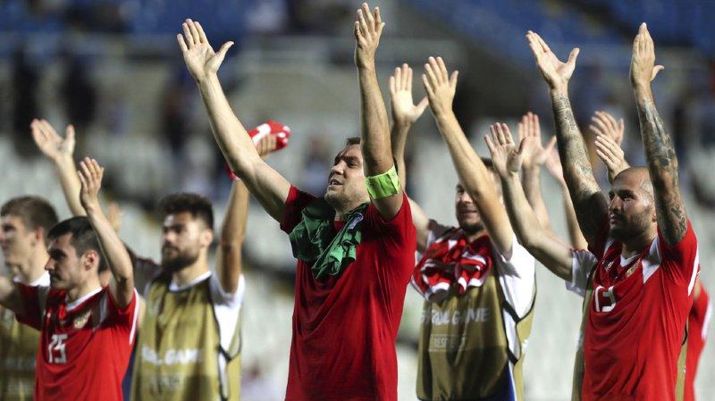 Football – Euro 2020: la Russie valide son ticket en battant Chypre