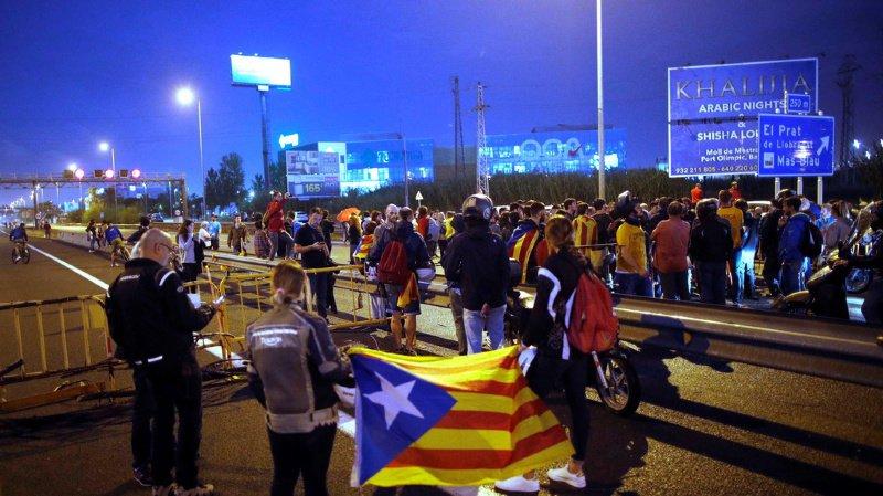 Espagne: enquête judiciaire sur la mystérieuse organisation catalane «Tsunami Démocratique»