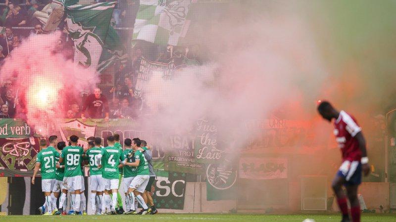 Football – Super League: Sion et Servette battus