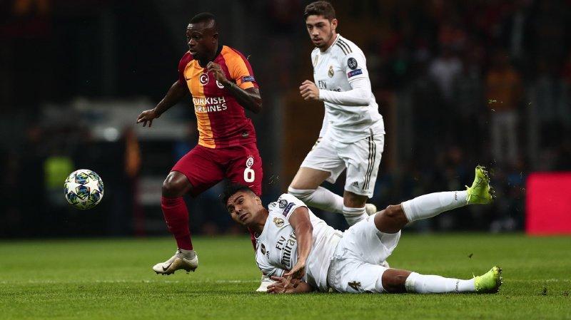 A Istanbul, le Real Madrid a évité de plonger dans la crise en battant Galatasaray 1-0.