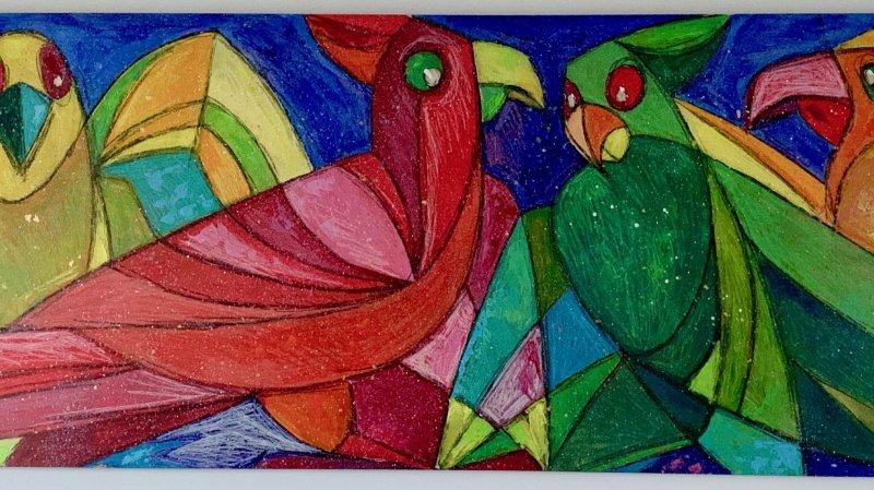Exposition   Edgar Verdon : Passion et Peintures