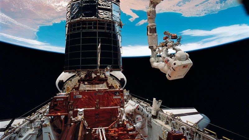 La Chaux-de-Fonds: un ancien astronaute américain parle de la mission Mars 2020