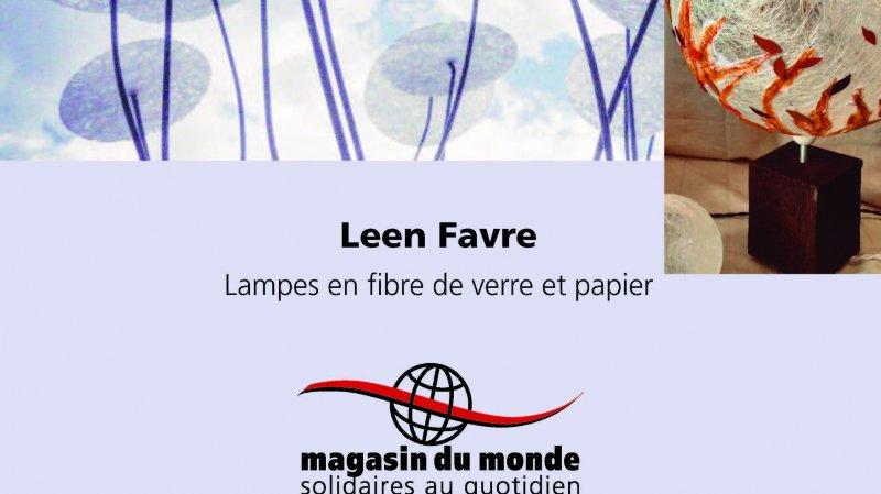 Exposition des créations de Leen Favre