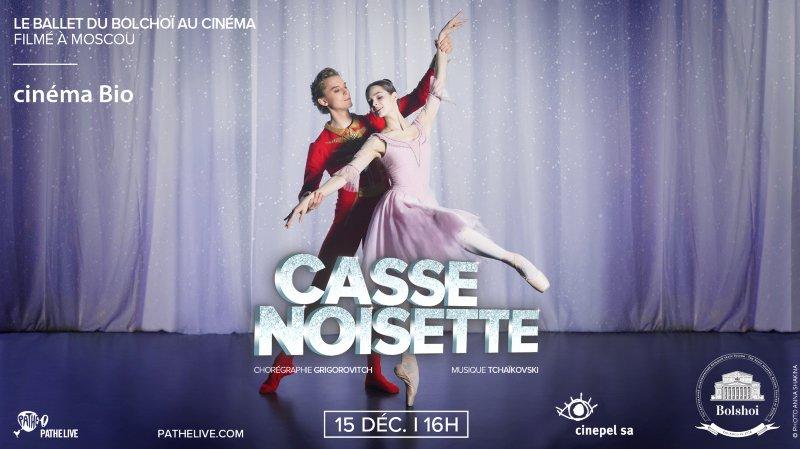 Ballet du Bolchoï - Casse Noisette de Grigorovitch