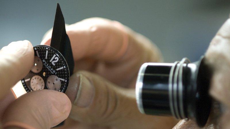 Bulgari compte 300 collaborateurs sur trois sites de production horlogers: à Neuchâtel, au Sentier et à Saignelégier.