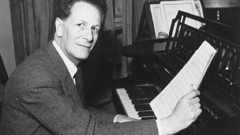 Orchestre HEM NE-GE Bach, Britten, Martin, Poulenc