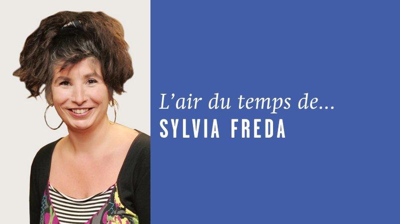 «Métier: journaliste», l'Air du temps de Sylvia Freda