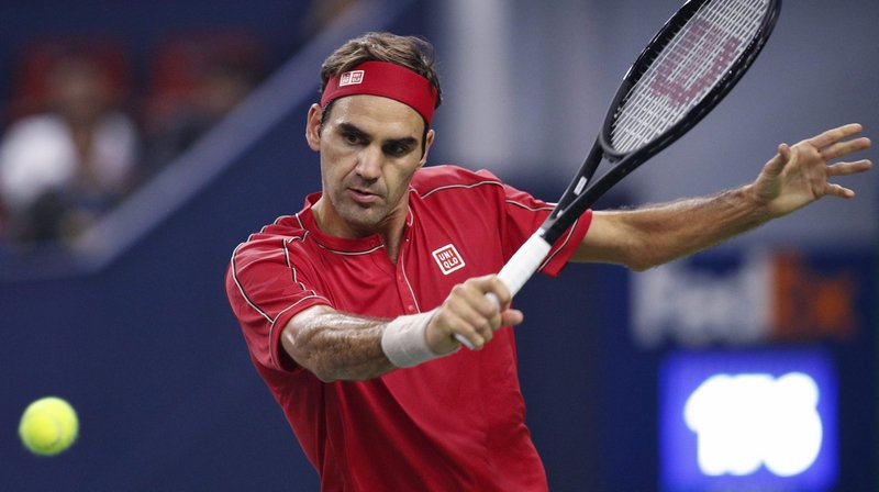 Federer signe un retour gagnant et en douceur