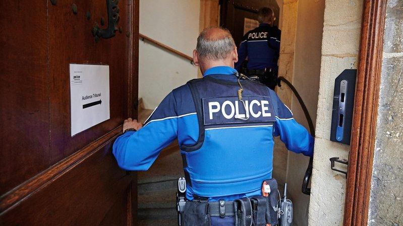 Affaire «Chrome»: 36 ans de prison requis contre les quatre trafiquants de drogue présumés