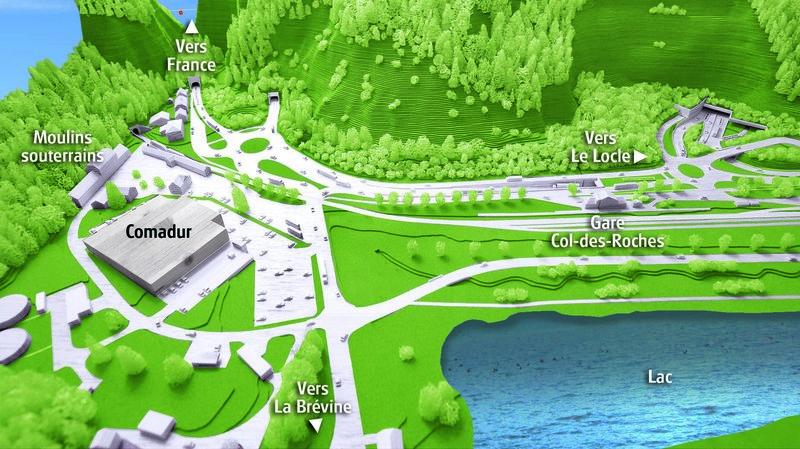 Un lac au Locle? Oui, mais pas avant 2030