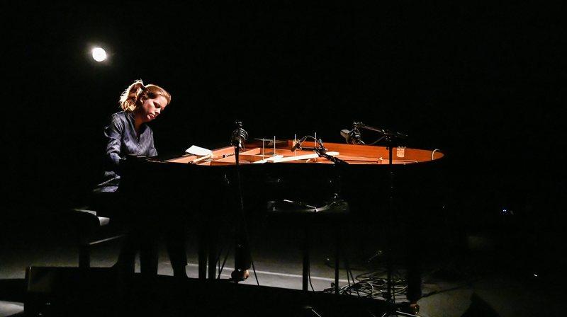 La Chaux-de-Fonds: Olivia Pedroli propose un voyage musical entre passé et futur