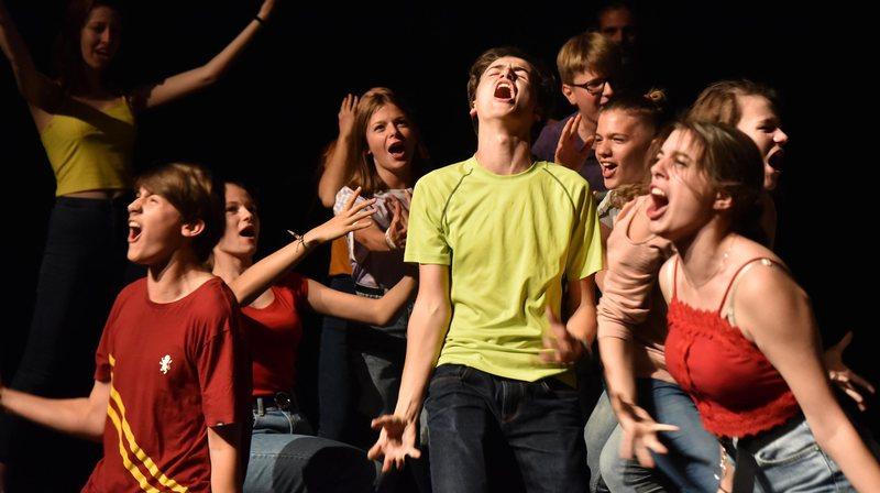 La Chaux-de-Fonds: on fera la fête au théâtre des Abeilles pour les 20 ans d'Evaprod