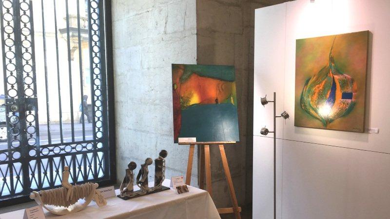 Neuchâtel: Les Amis de la peinture et sculpture s'exposent
