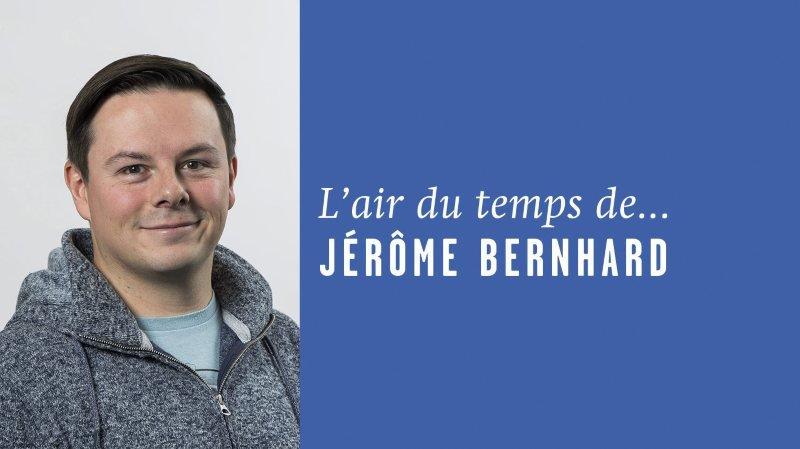 «Don't be sorry, dude!», l'air du temps de Jérôme Bernhard