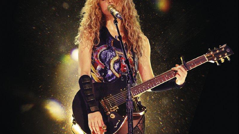 Shakira el dorado wold tour - Concert au cinéma