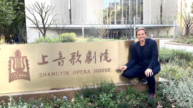 Bernard Richter montrera la voie à Shanghai
