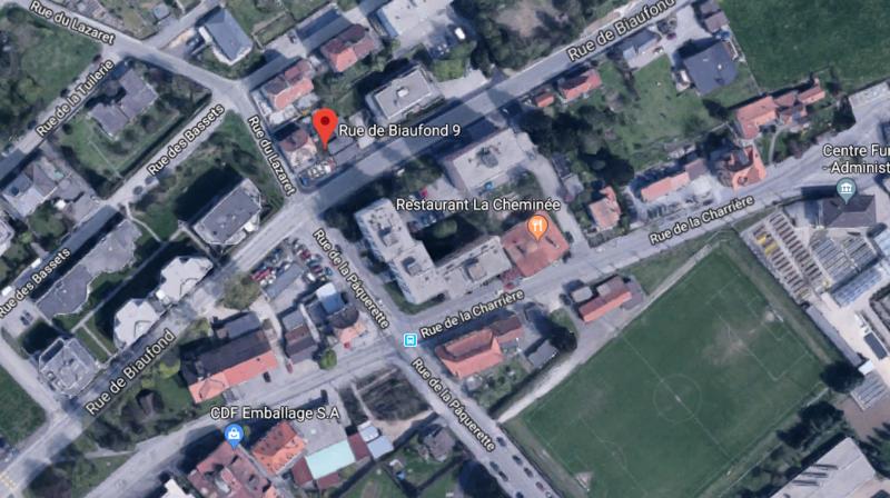 Deux fillettes renversées sur un passage piéton à La Chaux-de-Fonds