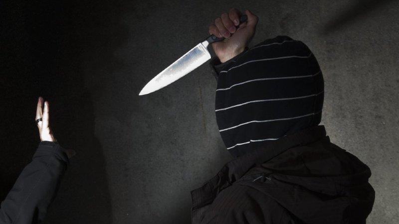 Agression à l'arme blanche à Bienne