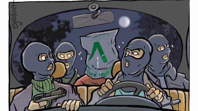 Les quatre jeunes avaient kidnappé le fils d'un industriel.