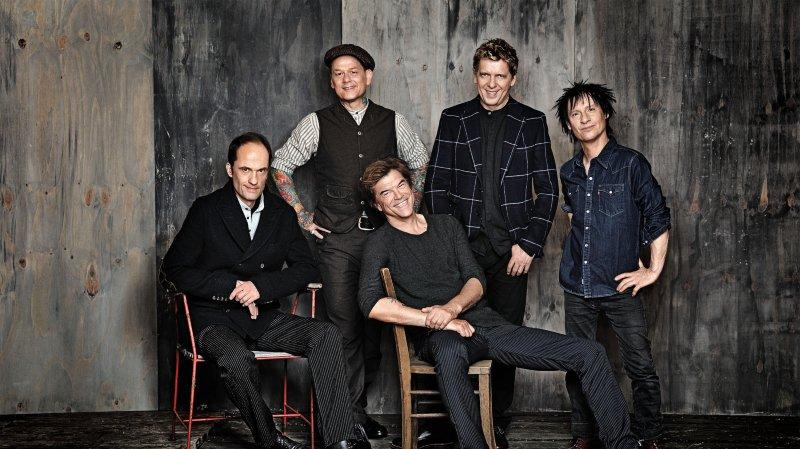 Mené par Campino (au centre), le groupe de punk rock allemand sera de passage au Rock'Oz Arènes l'été prochain.