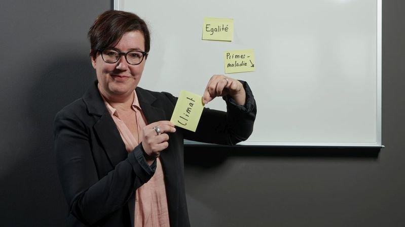 Martine Docourt: «Faire entendre le point de vue scientifique»
