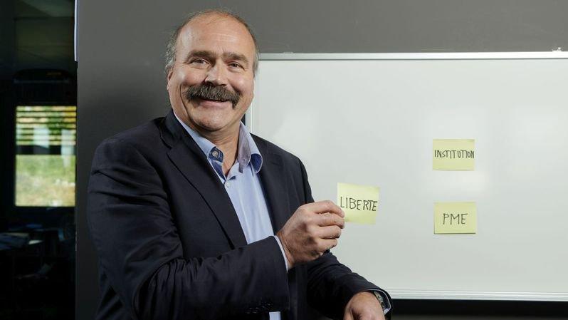 Philippe Bauer: «Me faire allumer n'est pas un problème»