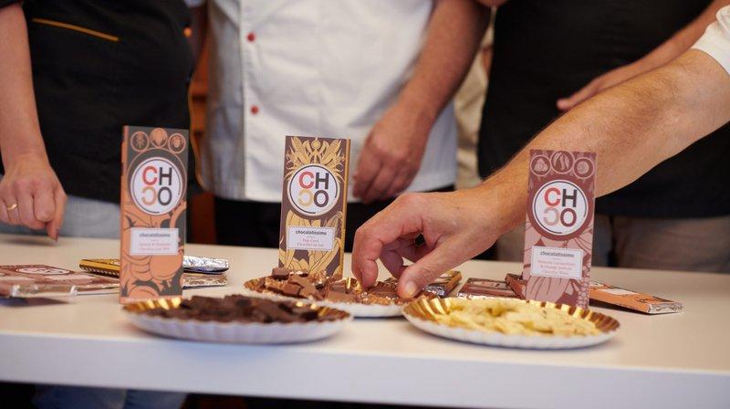Neuchâtel: Chocolatissimo ravira les papilles des touristes
