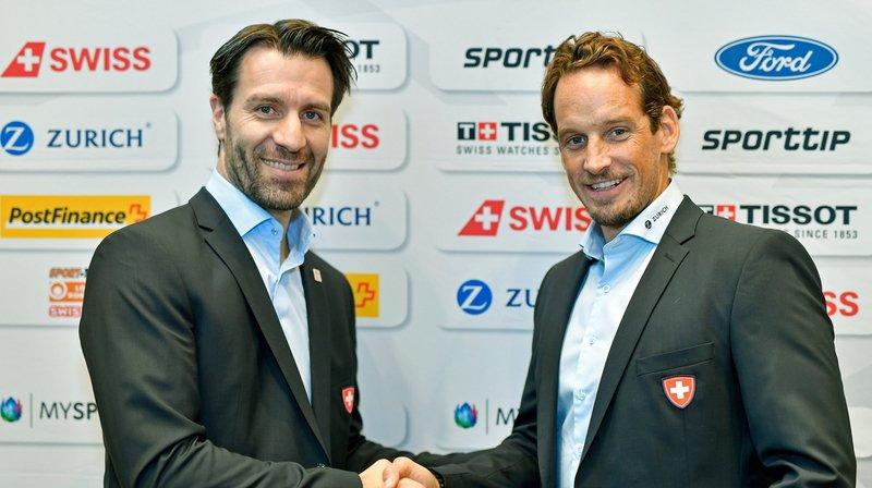 Hockey: Patrick Fischer, le sélectionneur de la Suisse, prolonge jusqu'en 2024