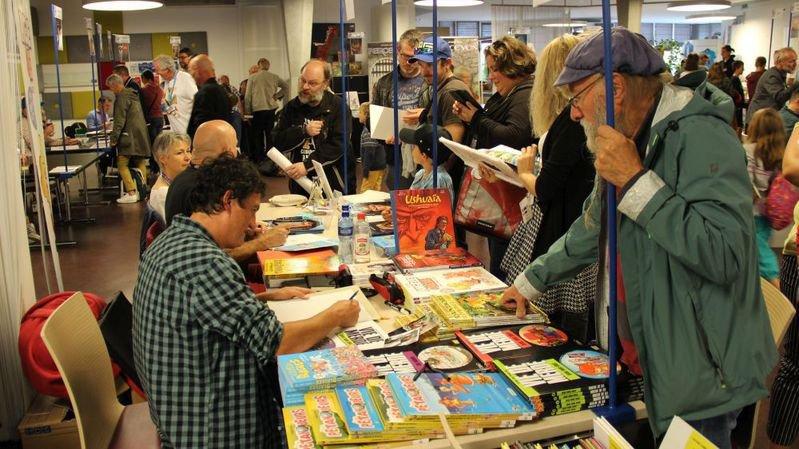 Le public a répondu présent pour la 23e édition de Tramlabulle.