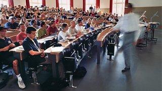Université de Neuchâtel: pourquoi toutes ces conférences publiques en anglais?