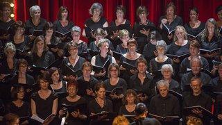 La Chaux-de-Fonds: Fauré mis en valeur par l'ensemble La Croche-Chœur