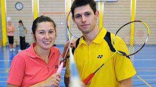 Stilian Makarski et son épouse Diana sont de retour au BC La Chaux-de-Fonds