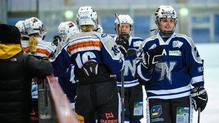 Hockey féminin: les Neuchâteloises reines de la glace
